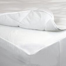 2 in 1 Mattress Pad with Removable Hot Water Washable Top Pad