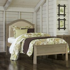 Highlands Bailey Upholstered Bed