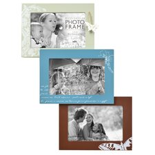 Madeira Décor III 3 Photo Wall Picture Frame