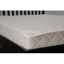 Washable Quilted Cotton Crib Mattress Pad