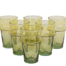 Beldii Moroccan Tea Glass (Set of 6)
