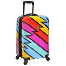 "Captain Thunderbolt 22"" Hardsided Carry-On Spinner Suitcase"