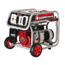 A-iPower 3500W Recoil Start Gasoline Powered Portable Generator