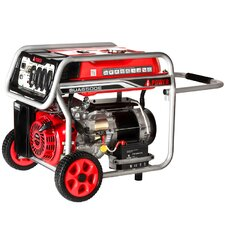 6500 Watt Gasoline Generator with Electric Start