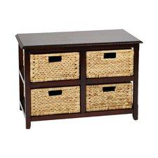 "Seabrook 30.5"" Storage Cabinet"