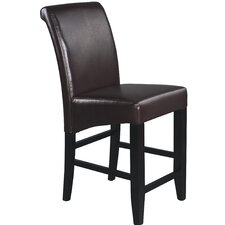 "Parsons 24"" Bar Stool with Cushion"