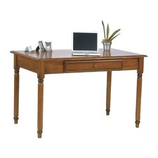 Knob Hill Computer Desk with Keyboard Tray