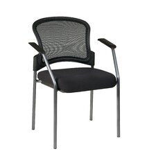 ProGrid Contour Back Visitors Chair with Arms