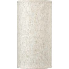 """6"""" Linen Drum Wall Sconce Shade"""