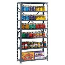 "Hom-E-Quip 60"" H Steel Five Shelf Canning Shelving Unit"