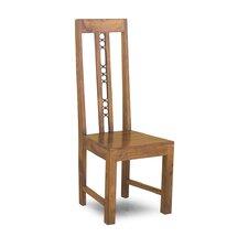 Seesham Jali High Back Side Chair (Set of 2)