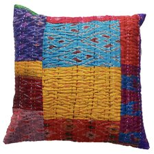 Silk Kantha VIntage Cushion Covers
