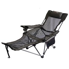 Portable Mesh Lounger Reclining Chair