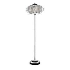 """Royal Krystal 62.5"""" Floor Lamp"""