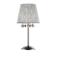 "Crystal Dreamer 27.5"" H Table Lamp with Empire Shade"