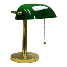 """12.5"""" Table Lamp with Novelty Shade"""