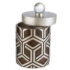 Bamboo Weave Jewelry Box