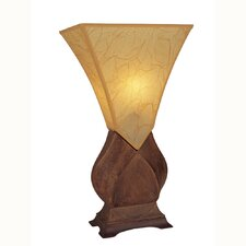 """Towering 24"""" H Table Lamp with Bell Shade"""