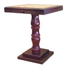 Pedestal Base Chess Table