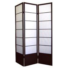 """70"""" x 50"""" Shogun 3 Panel Room Divider"""