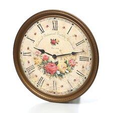 "Moment In Time Savannah Botanical VII Quartz 15"" Wall Clock"