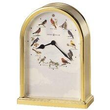 Songbirds of America Table Clock
