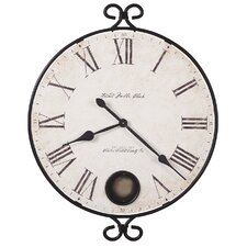 "Moment In Time Oversized 26.25"" Magdalen Gallery Wall Clock"