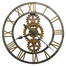 "Oversized 30"" Crosby Wall Clock"