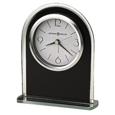 Ebony Luster Alarm Clock