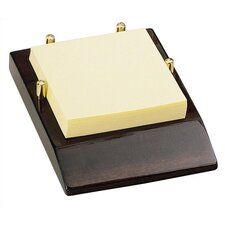 Sophisticates Note Pad Caddy II