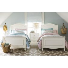 Harmony Complete Sleigh Bed