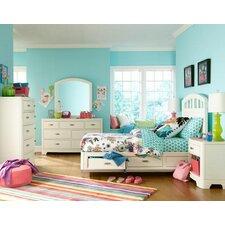 Park City Storage Panel Customizable Bedroom Set
