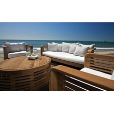 Hamilton 4 Piece Deep Seating Group with Cushions