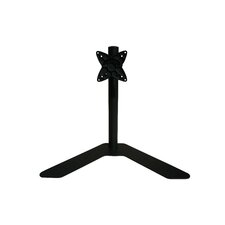 Adjustable Tilting Single Desk Mount Bracket for LCD LED
