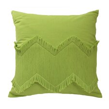 Mexico City Puebla Decorative Cotton Throw Pillow