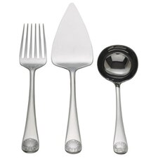 Royal Shell 3 Piece Place Serving Setting