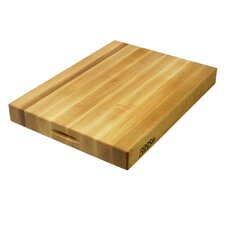 """BoosBlock Commercial 2 1/4"""" Maple Cutting Board (Set of 3)"""
