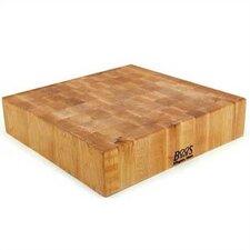 BoosBlock Square Maple Butcher Block Cutting Board