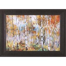 Fall Magic by Dean Bradshaw Framed Painting Print