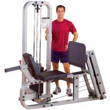 Pro Club Line Press Lower Body Gym