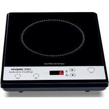 """11.5"""" Electric Induction Cooktop with 1 Burner"""