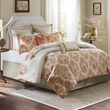 Kalia 300 Thread Count Comforter Set
