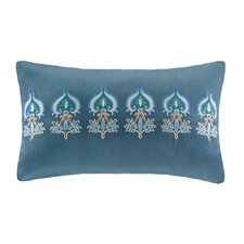 Belcourt Cotton Lumbar Pillow