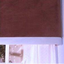"Blue Chocolate 53"" Curtain Valance"