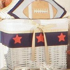 All Star Wicker Basket
