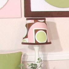 "8"" Modern Baby Girl Empire Lamp Shade"