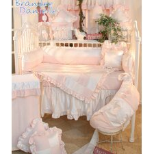 Princess Pink Wicker Basket