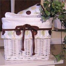 Ash Wicker Basket