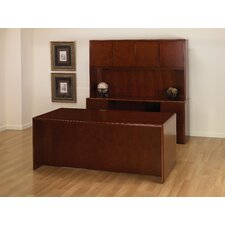 Sonoma 3-Piece Standard Desk Office Suite