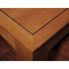 Mendocino Bow Front Table Writing Desk